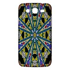 Kaleidoscope Background Samsung Galaxy Mega 5 8 I9152 Hardshell Case  by BangZart