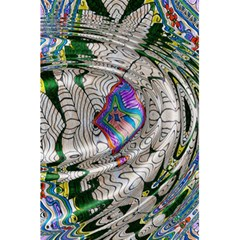 Water Ripple Design Background Wallpaper Of Water Ripples Applied To A Kaleidoscope Pattern 5 5  X 8 5  Notebooks by BangZart