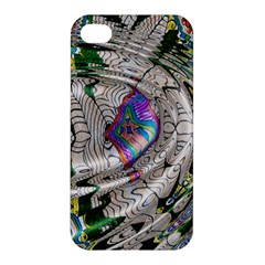 Water Ripple Design Background Wallpaper Of Water Ripples Applied To A Kaleidoscope Pattern Apple Iphone 4/4s Hardshell Case by BangZart