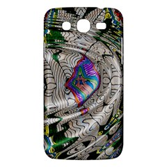 Water Ripple Design Background Wallpaper Of Water Ripples Applied To A Kaleidoscope Pattern Samsung Galaxy Mega 5 8 I9152 Hardshell Case  by BangZart