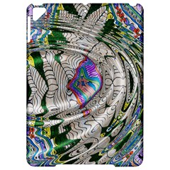 Water Ripple Design Background Wallpaper Of Water Ripples Applied To A Kaleidoscope Pattern Apple Ipad Pro 9 7   Hardshell Case by BangZart