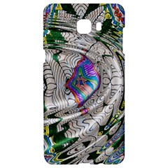Water Ripple Design Background Wallpaper Of Water Ripples Applied To A Kaleidoscope Pattern Samsung C9 Pro Hardshell Case  by BangZart