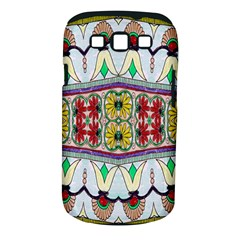 Kaleidoscope Background  Wallpaper Samsung Galaxy S Iii Classic Hardshell Case (pc+silicone) by BangZart