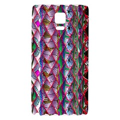 Textured Design Background Pink Wallpaper Of Textured Pattern In Pink Hues Galaxy Note 4 Back Case by BangZart