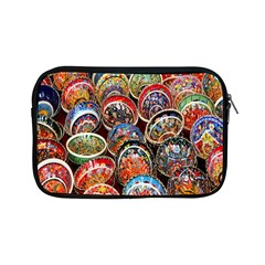 Colorful Oriental Bowls On Local Market In Turkey Apple Ipad Mini Zipper Cases by BangZart