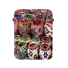 Colorful Oriental Candle Holders For Sale On Local Market Apple Ipad 2/3/4 Protective Soft Cases by BangZart