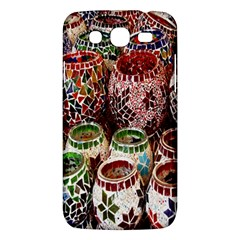 Colorful Oriental Candle Holders For Sale On Local Market Samsung Galaxy Mega 5 8 I9152 Hardshell Case  by BangZart