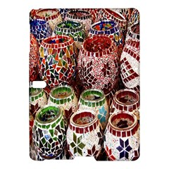 Colorful Oriental Candle Holders For Sale On Local Market Samsung Galaxy Tab S (10 5 ) Hardshell Case  by BangZart