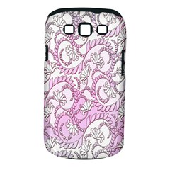 Floral Pattern Background Samsung Galaxy S Iii Classic Hardshell Case (pc+silicone) by BangZart