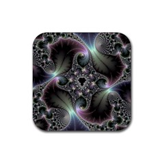 Precious Spiral Rubber Coaster (square)  by BangZart