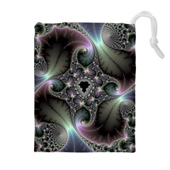 Precious Spiral Drawstring Pouches (extra Large) by BangZart