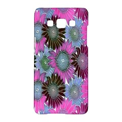 Floral Pattern Background Samsung Galaxy A5 Hardshell Case  by BangZart
