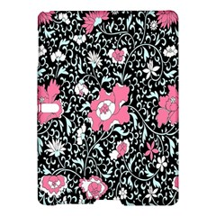 Oriental Style Floral Pattern Background Wallpaper Samsung Galaxy Tab S (10 5 ) Hardshell Case  by BangZart