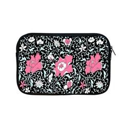 Oriental Style Floral Pattern Background Wallpaper Apple Macbook Pro 13  Zipper Case by BangZart