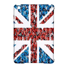 Fun And Unique Illustration Of The Uk Union Jack Flag Made Up Of Cartoon Ladybugs Apple Ipad Mini Hardshell Case (compatible With Smart Cover) by BangZart