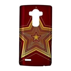 Christmas Star Seamless Pattern Lg G4 Hardshell Case by BangZart