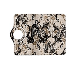 Dragon Pattern Background Kindle Fire Hd (2013) Flip 360 Case by BangZart