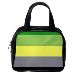 Aromantic Classic Handbags (one Side) by TailWags