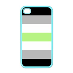 Agender Apple Iphone 4 Case (color) by TailWags