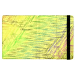 Paint On A Yellow Background                  Kindle Fire (1st Gen) Flip Case by LalyLauraFLM