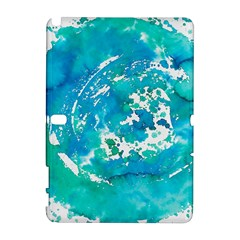 Blue Watercolors Circle                    Htc Desire 601 Hardshell Case by LalyLauraFLM