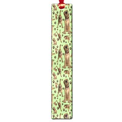 Puppy Dog Pattern Large Book Marks by BangZart