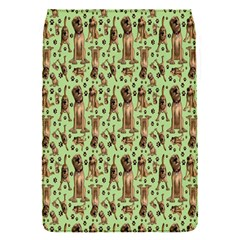 Puppy Dog Pattern Flap Covers (s)  by BangZart