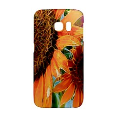 Sunflower Art  Artistic Effect Background Galaxy S6 Edge by BangZart