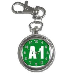 Autostrada A1 Key Chain Watches by abbeyz71