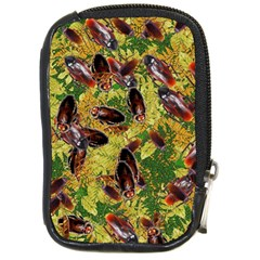 Cockroaches Compact Camera Cases by SuperPatterns
