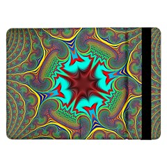 Hot Hot Summer A Samsung Galaxy Tab Pro 12 2  Flip Case by MoreColorsinLife