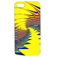 Hot Hot Summer C Apple Iphone 5 Hardshell Case With Stand by MoreColorsinLife