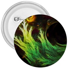 A Seaweed s Deepdream Of Faded Fractal Fall Colors 3  Buttons by beautifulfractals