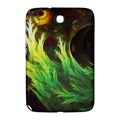 A Seaweed s Deepdream Of Faded Fractal Fall Colors Samsung Galaxy Note 8 0 N5100 Hardshell Case  by jayaprime