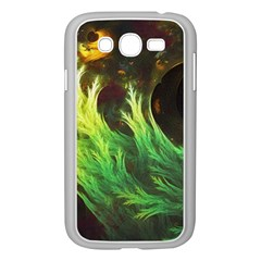 A Seaweed s Deepdream Of Faded Fractal Fall Colors Samsung Galaxy Grand Duos I9082 Case (white) by beautifulfractals