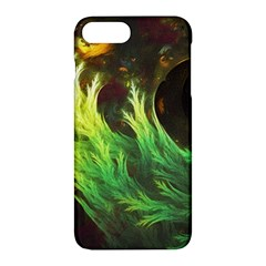 A Seaweed s Deepdream Of Faded Fractal Fall Colors Apple Iphone 7 Plus Hardshell Case by beautifulfractals