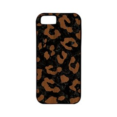 Skin5 Black Marble & Brown Wood (r) Apple Iphone 5 Classic Hardshell Case (pc+silicone) by trendistuff