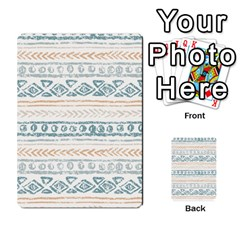 Totfs By Catherine Pfeifer   Multi Purpose Cards (rectangle)   Szh6kztms73y   Www Artscow Com Back 9