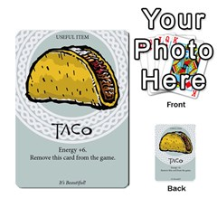 Totfs By Catherine Pfeifer   Multi Purpose Cards (rectangle)   Szh6kztms73y   Www Artscow Com Front 26