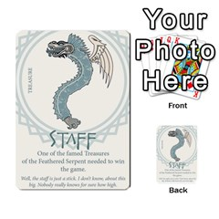 Totfs By Catherine Pfeifer   Multi Purpose Cards (rectangle)   Szh6kztms73y   Www Artscow Com Front 36