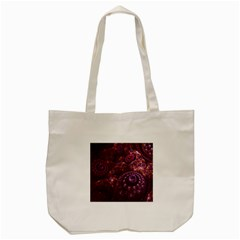 Buried Pirate Treasure Of Fractal Pearls And Coins Tote Bag (cream) by beautifulfractals