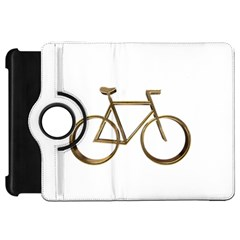 Elegant Gold Look Bicycle Cycling  Kindle Fire Hd 7  by yoursparklingshop