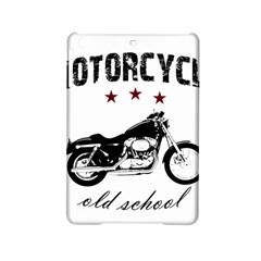 Motorcycle Old School Ipad Mini 2 Hardshell Cases by Valentinaart