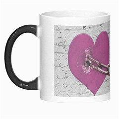 Shabby Chich Love Concept Poster Morph Mugs by dflcprints