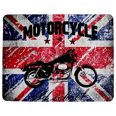 Motorcycle Old School Jigsaw Puzzle Photo Stand (rectangular) by Valentinaart