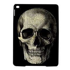Newspaper Skull Ipad Air 2 Hardshell Cases by Valentinaart