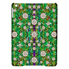 Pearl Flowers In The Glowing Forest Ipad Air Hardshell Cases by pepitasart