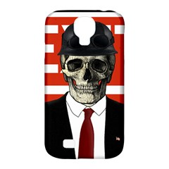 Dualism Samsung Galaxy S4 Classic Hardshell Case (pc+silicone) by Valentinaart
