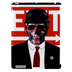 Dualism Apple Ipad 3/4 Hardshell Case (compatible With Smart Cover) by Valentinaart