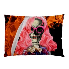 Bride From Hell Pillow Case by Valentinaart